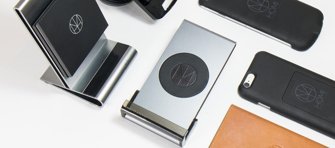 HOMI - complete wireless charging solution