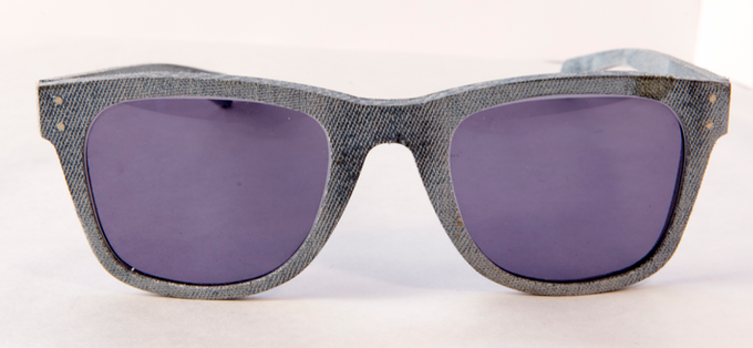 9ce697897e Hard Denim Sunglasses by Bimbux Barcelona — Kickstarter