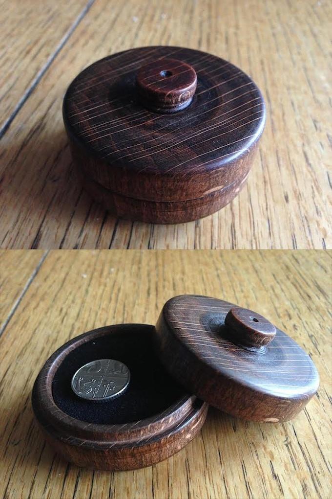 The Magic Box - handmade work of art