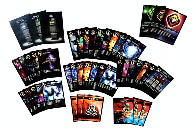 Build your deck and fight for victory!