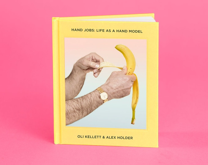 Hand Jobs: Life as a Hand Model, 88pp, Hardback