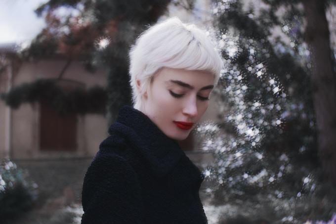 © Anna Rakhvalova, France. Model: Elsa Snakers.