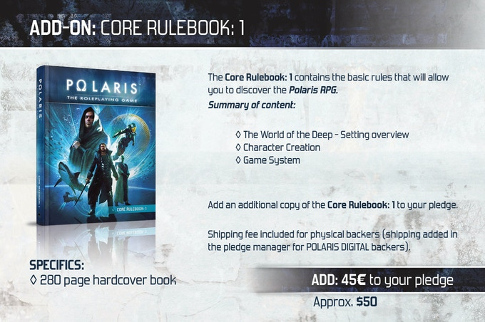 POLARIS RPG by Black Book Editions — Kickstarter