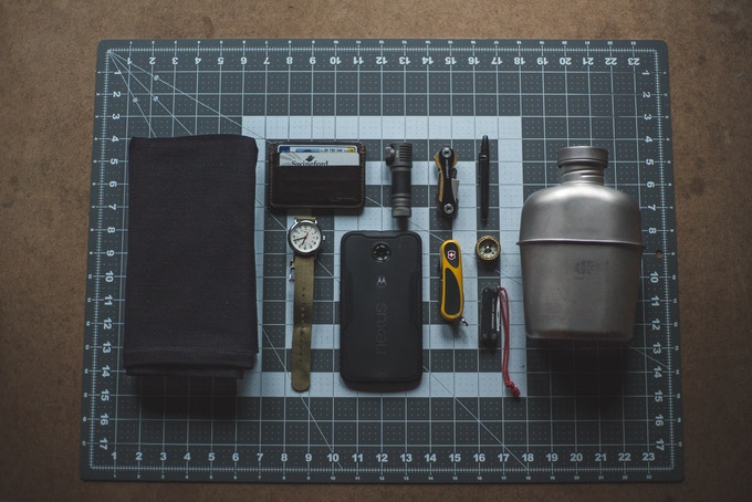 My current EDC setup.