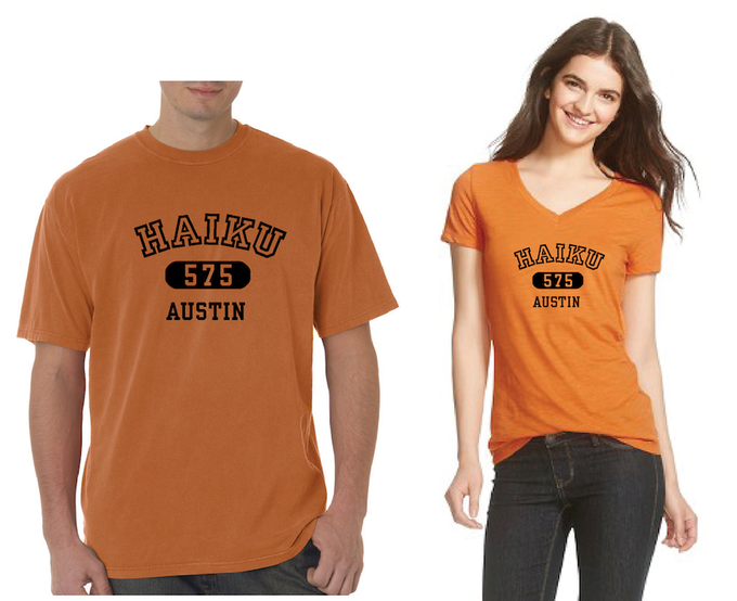 """The 575"" t-shirt option"