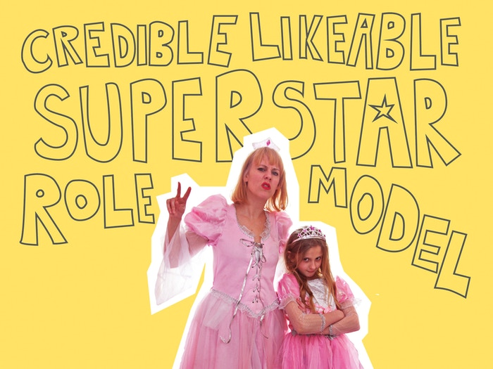 Credible Likeable Superstar Role Model: The Documentary by