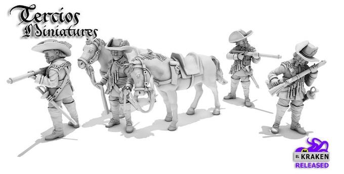 Dragoons Pack