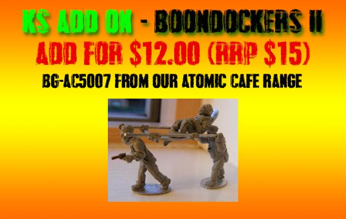 BG-AC5007 Boondockers II with Space Monkey
