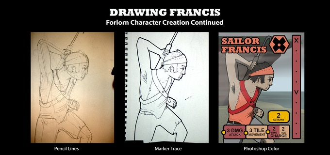 A couple tutorials that I have posted on forlorn's blog on how to draw Islanders