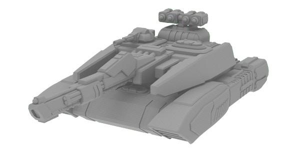 Astagar Main Battle Tank Grav Variant