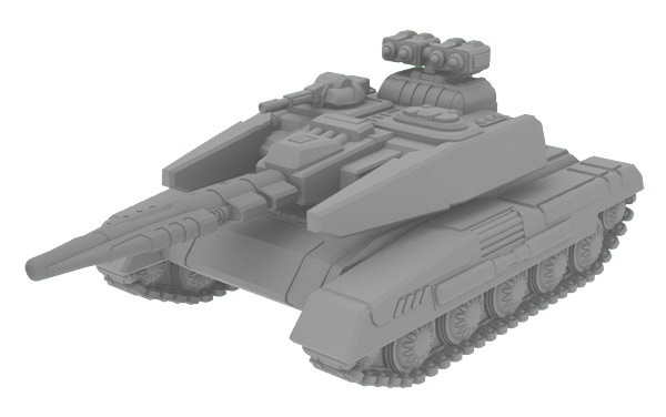 Astagar Main Battle Tank Tracked Variant