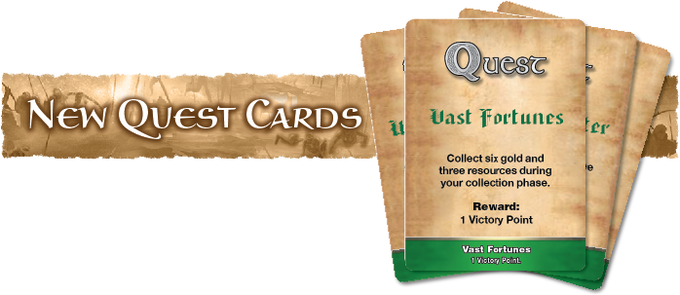 4 New Quest Cards have been awarded thanks to backers sharing Battleborn Legacy.