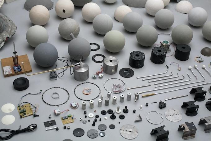 Different prototypes