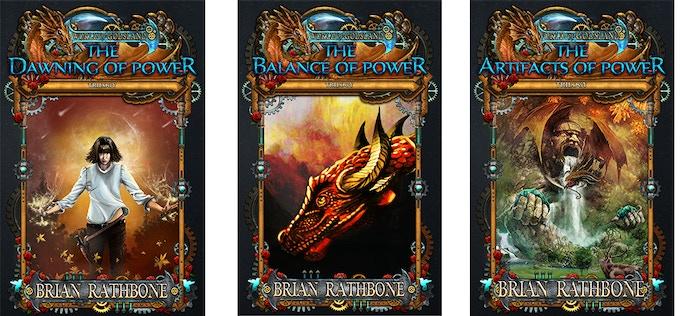 Three Fantasy Trilogies By Brian Rathbone