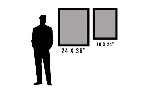 http://www.standardpostersizes.com/standard-frame-sizes/