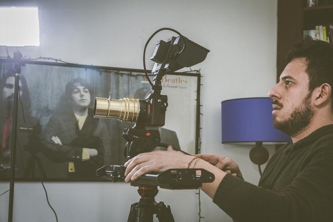 Shooting with the Daguerreotype Achromat Art Lens © Alfredo Buonanno, Italy