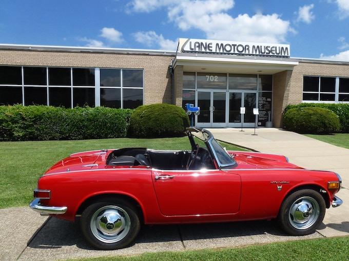 Lane Motor Museum, Tennessee