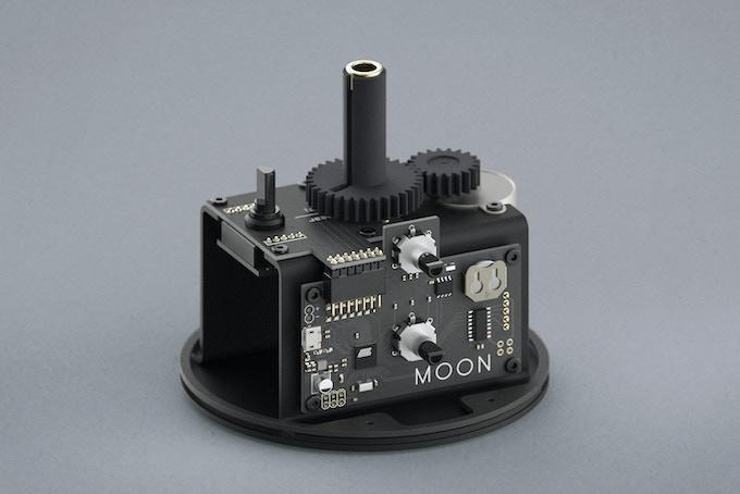 Custom built MOON computer
