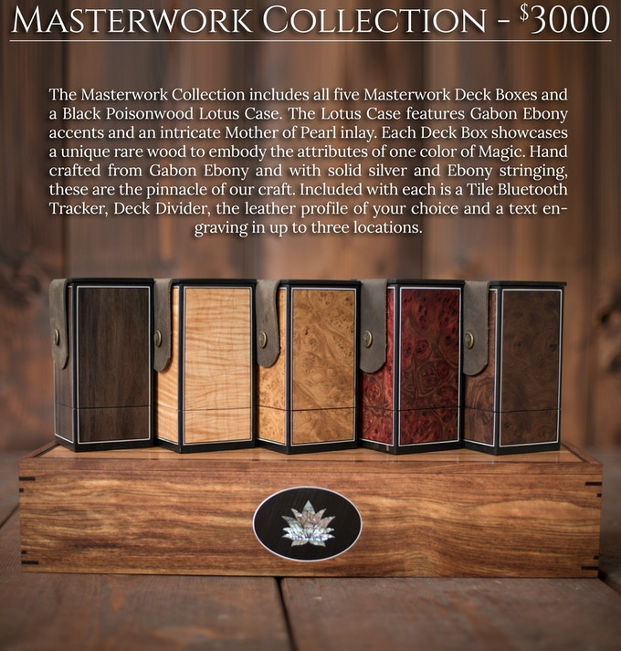 Complete Masterwork Collection