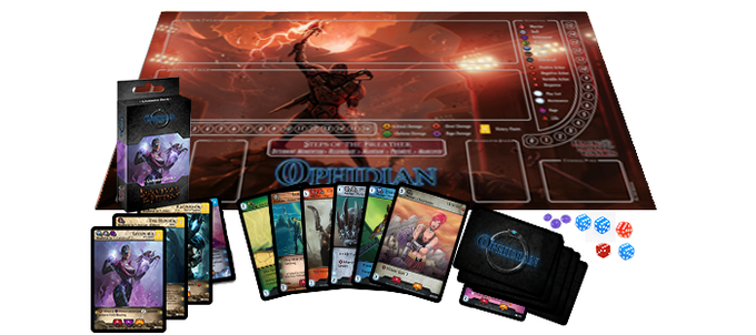 Materials for One Player