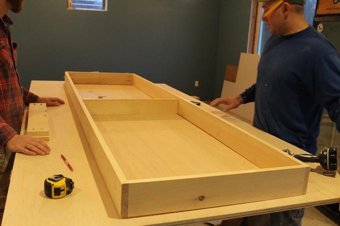 Custom-made tables