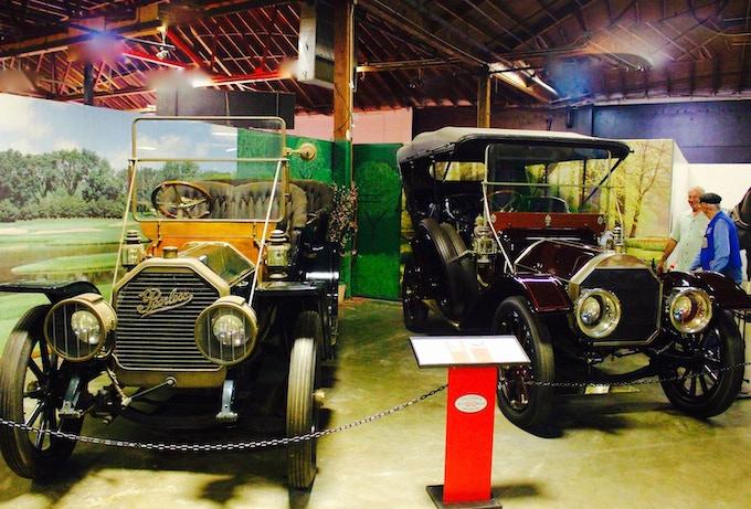 California Automobile Museum, California