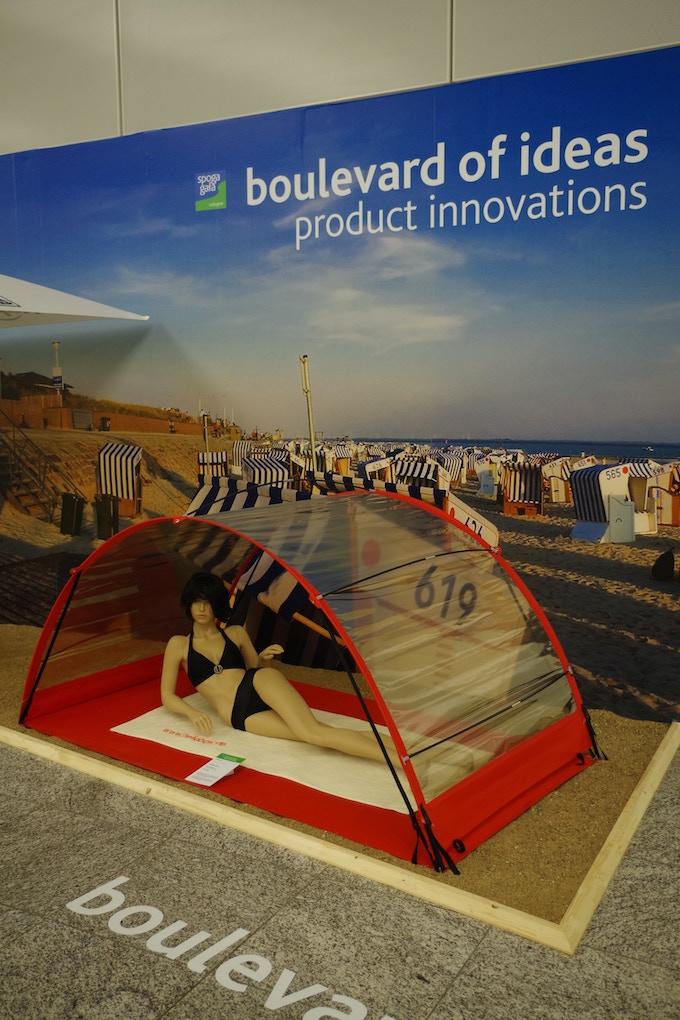 Selected Innovation at leading international trade fair
