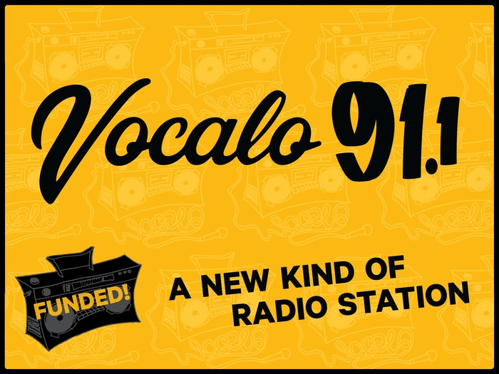Vocalo is what commercial radio isn't: Independent music and real voices that represent the soul of Chicago. Join the movement.