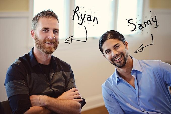 Ryan & Samy