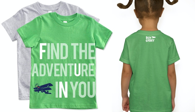 Find The Adventure In You Shirt