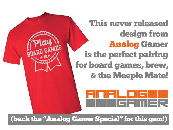 The Analog Gamer Special!