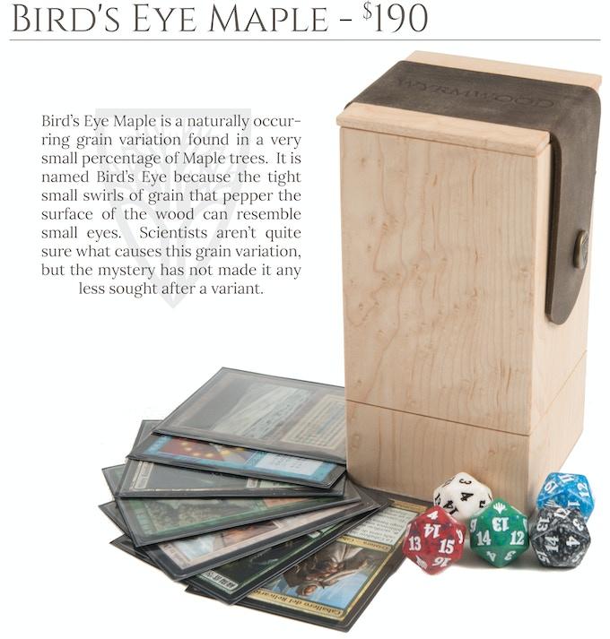 Bird's Eye Maple