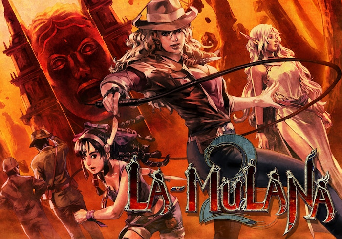 The direct sequel to the cult 2D side scrolling action adventure hit, La-Mulana, developed by its original creators: NIGORO. Available now on Playism, Steam, GOG and Humble Store!