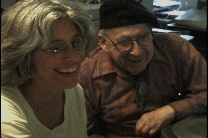 Lindy and David