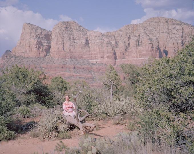 Melinda Leslie has a money back guarantee on her UFO tours in Sedona, Arizona.