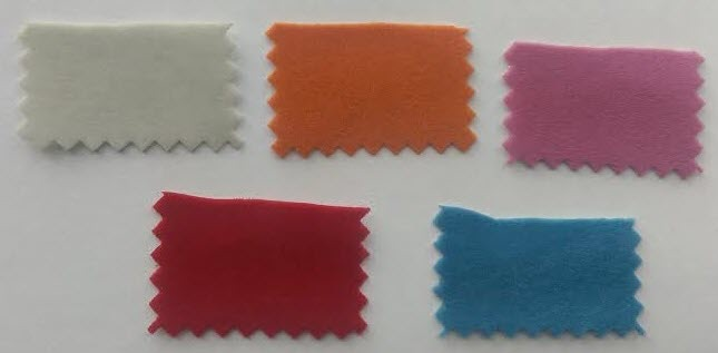 New Pantone Color Swatches