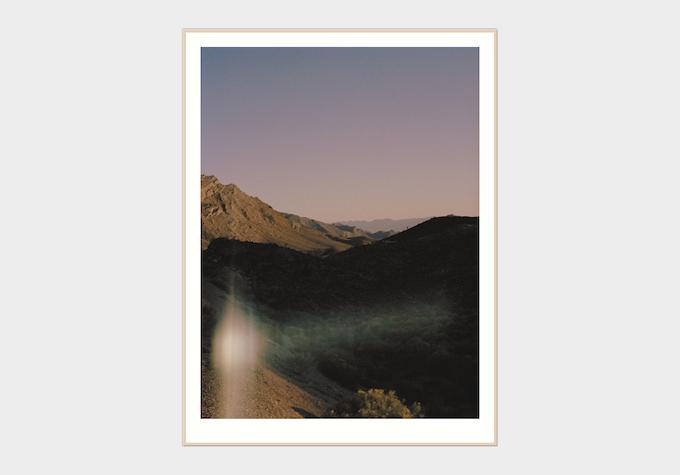 1 of 1 Limited lambda print, matte finish - 112,5 X 150 cm.