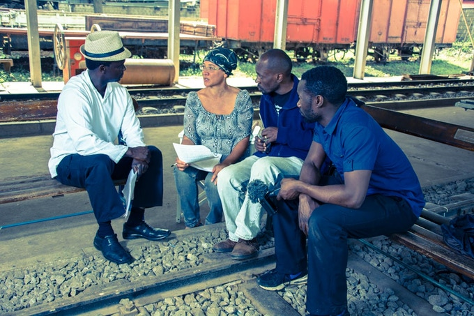 Musician, Director, Composer and Cinematographer at Time is Now Shoot