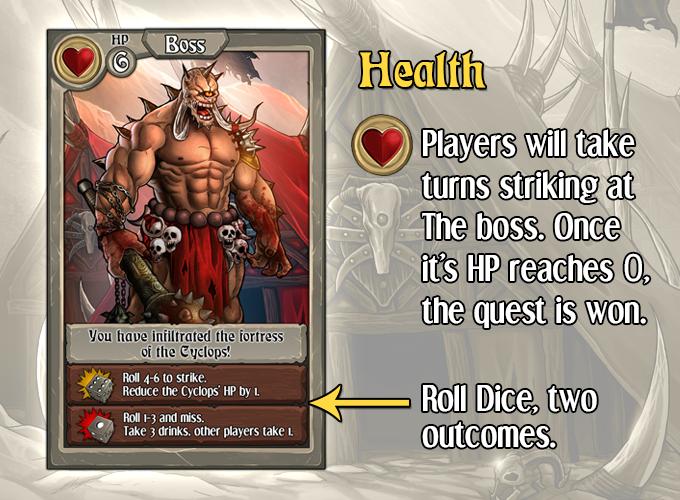 Boss Description