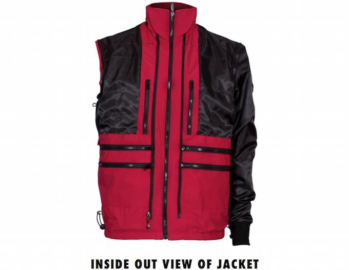 ultimate everyday carry jacket the joey by global travel clothing kickstarter On travel pants kickstarter