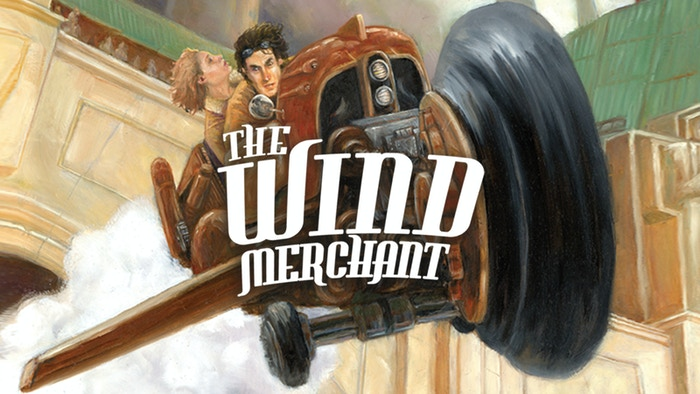 Please help publish a steampunk adventure novel so a neo-noir feature film can get finished and in front of distributors.