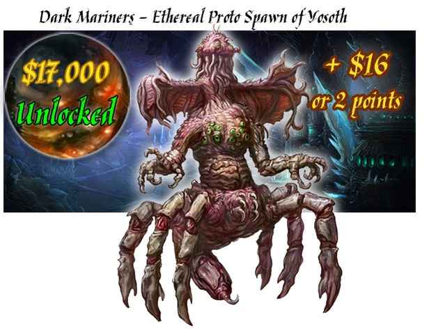 DeepWars - Blood Reef by AntiMatter Games » Final Week - Stretch
