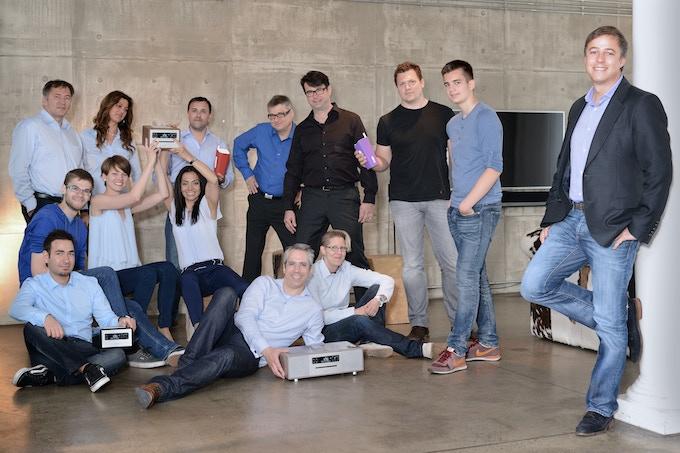 The sonoro team!