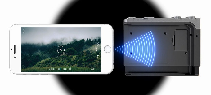 """High-frequency dual tone technology saves energy compared to """"Bluetooth"""" systems."""