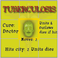 A disease. Coming to a city near you!