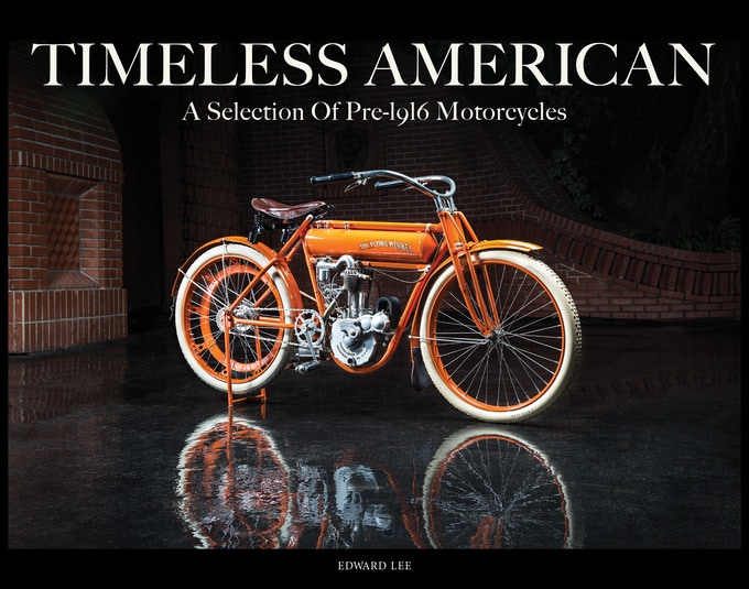 Print option #1 - Timeless American Cover