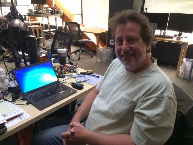 Grizzled Game Original Designer