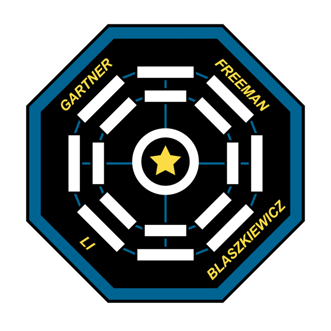 Overture mission badge