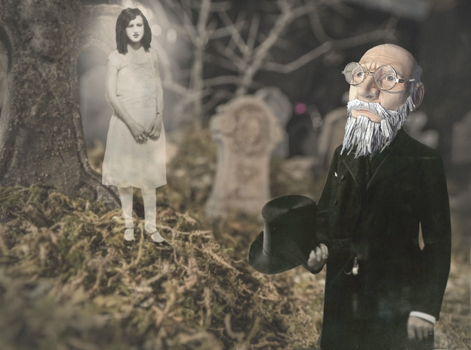Puppet mockup by Robin Frohardt