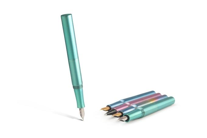PENTITAN 2-in-1 titanium pen with 6 color options by